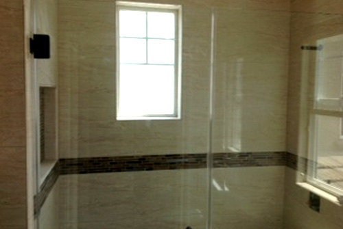 Shower Glass Door & Others